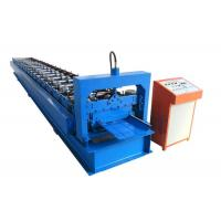 Quality Easy Install Standing Seam Roll Forming Machine Size 7.6*1.4*1.5m With Hydraulic System for sale