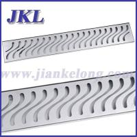 China stainless steel drain cover / gutter on sale