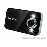 Quality Car Camera Full HD 1080P Dash Cam With Night Vision , 50/60HZ Requency for sale
