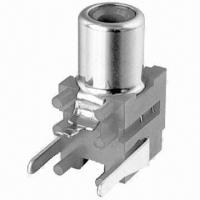 Quality RCA Pin Jack with 500V AC Withstand Voltage for sale
