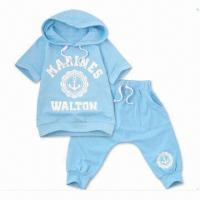 Quality Kid's Sports Suit, OEM Orders are Welcome for sale