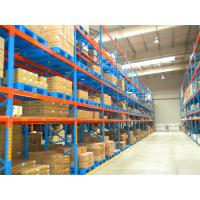 Quality Q235 Steel Heavy Duty Pallet Racks Durable For Industrial Warehouse System for sale