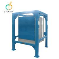 Quality Industry Plan Sifter Machine Grain Processing Equipment Wooden Frame for sale