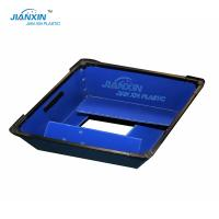 China Factory Made Recycled Plastic PP Coroplast / Corrugated Fold Box/ Corflute Boxes on sale