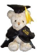 Quality Graduation Teddy Bear Plush Toys for sale