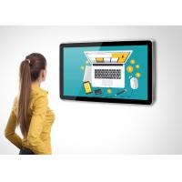 Quality Indoor Wall Mounted Advertising Display 32 Inch 3g 4g Wifi MP4 Player Advertising for sale