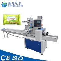 Quality High Capacity Horizontal Flow Pack Machine , Solid Material Pillow Type Packing Machine for sale