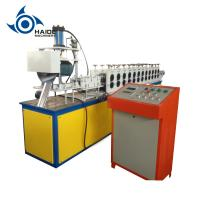 Buy cheap Hight Speed Hydraulic Shutter Door Roll Forming Machine With 2.5 ton Decoiler from wholesalers