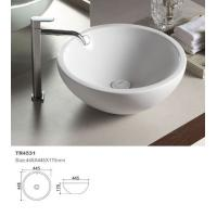TREND BASIN CERAMIC WASH BASIN CE APPROVED TREND SANITARYWARE MANUFACTURER SUPPLIER