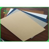 Quality Customized Laminated White Board / Blue Or Yellow Kraft Paper for sale