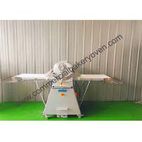 Quality Operate Steadily Bread Dough Sheeter Floor Type Two Way Pressing for sale