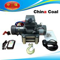 Quality 12V electric self recovery winch for sale