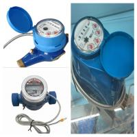 Quality Smart Digital Multi Jet AMR Water Meter For Modbus Remote Reading Dry Type for sale
