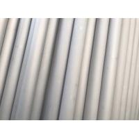 China Small Diameter Seamless Stainless Steel Tubing Bright Annealed Food Grade on sale