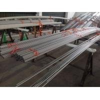 China 0.89mm1.24mm 1.65mm Seamless Stainless Steel Tube , A213 TP316Ti on sale