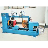 Buy cheap Manual loading-unloading steel bottle seam welding machine CNC Metal Spinning Lathe from wholesalers