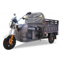 Quality 45Ah Battery 25km/H Electric Cargo Tricycle for sale