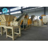 Quality Copper Wire Cable Granulation Plant Pulse Dust Collecting System Support for sale