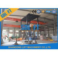 Buy cheap Double Platform Hydraulic Car Lift Hydraulic Car Parking Lift from wholesalers