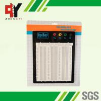Quality Big Size Soldered Breadboard Electronic Prototype Board 4 Binding Posts for sale