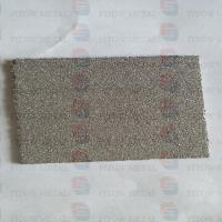 Quality Metal sintered titanium hydrogen electrode plate for sale