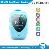 Quality android smart waterproof geo tech cheap gps children watch for kids for sale