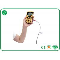 Quality Detachable Probes Home Health Medical Equipment , Hand Held Pulse Oximeter For Finger for sale