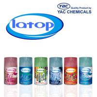 Quality Various Fragrances Car Metered Air Fresheners for Metered Valves for sale