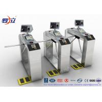 Buy cheap Pedestrian Access Control Barriers ESD Face Recognition System Fingerprint from wholesalers