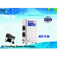 Buy cheap 10G/H Air Cooling Corona Discharge Ozone Generator For Food and Beverage from wholesalers