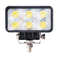 Quality 18W CREE LED Lights For Cars Off road Jeep for sale