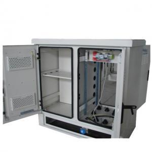 Quality Telecom Communication Network Equipment Rack Aluminum Enclosure Double Layer for sale