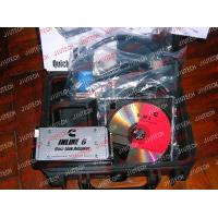 Quality Cummins Inline 6 Data Link Adaptor For Excavator Scanner With Ce Approval for sale