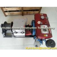 Quality Diesel Engine Powered Winch Cable Pulling Winch Machine for sale