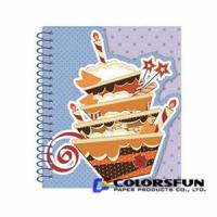 """Buy cheap 6""""x7"""" Notebook, 60 sheets, Our Own Design, OEM Accepted from wholesalers"""