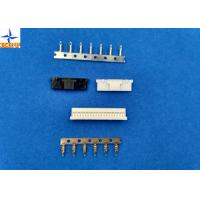 Quality 02P-20P Pitch1.25mm Connector Wire To Board Types Single Row With Nylon66 / GF15% for sale