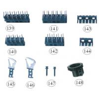 China Sulzer Projectile Loom Parts Guide Teeth on sale
