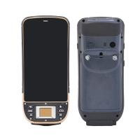 Buy cheap Biometric Fingerprint QR Code Mobile Computers Android Barcode scanners from wholesalers