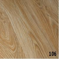 Quality High glossy mould pressing 8mm 12mm AC4 laminated wood flooring with Wax for sale