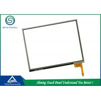 Quality Touch Screen Panel Cover Glass With Four Wire , Glass Capacitive Touch Screen for sale