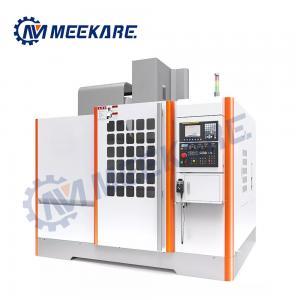 Quality MEEKARE V6 Liner Rail Vertical CNC Machining Center BT40 Fanuc system Jiangsu for sale