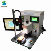 Quality pulse soldering machine for FPC,flexible flat cable, mini SAS high speed digital cable for sale