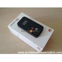 Quality Huawei E586E 21Mbps Pocket Wifi Router 3G High Speed OLCD Screen for sale