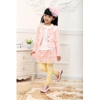 Quality Brand Children Clothes Set for girls (3-8 Years) for sale