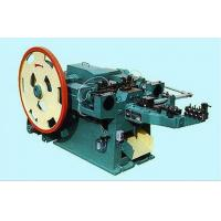 China Industrial Automatic Wire Nail Making Machine High Speed For Rivet Nail on sale