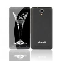China VKworld VK700 Pro 5.5 inch 3.0D Gorilla screen Android 4.4.2 CellPhone MTK6582 Quad Core 1.3GHz 1GB RAM 8GB ROM on sale