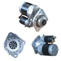 Quality 12V Tractor Starter Motor , LDV Daewoo Starter Motor With Reduction Gear for sale