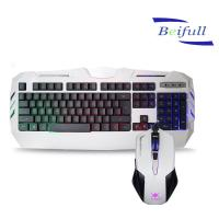 Quality Professional USB Wired pc keyboard and mouse from Shenzhen manufacturer professional pc keyboard Product Description for sale