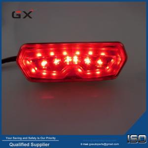 China MSX125 rear light Honda brake lamp with steering light function Honda motorcycle modified LED rear light on sale