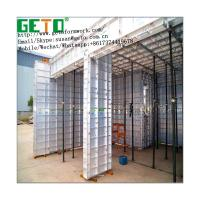 China New Design Aluminum Formwork Industrial Aluminium Profile/Aluminium Frame Profile/formwork system for scaffolding on sale